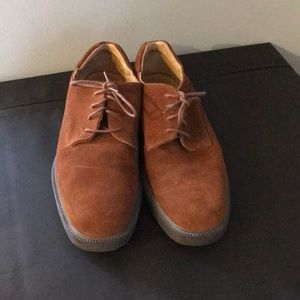 Frau Air Project Suede Oxfords